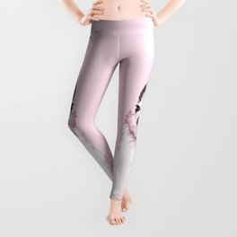 Unicorn Llama in Pink Leggings