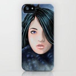 Grim Expectations iPhone Case