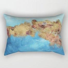 Your Golden Reflecton Rectangular Pillow