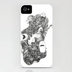 Little buddies iPhone (4, 4s) Slim Case