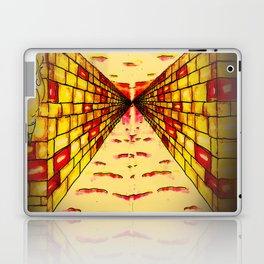 Daedalus Corridor - Theseus Vs The Minotaur - WiNF Studios Laptop & iPad Skin