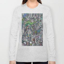 The American Football Media Factory Long Sleeve T-shirt