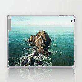 Island green sea Laptop & iPad Skin