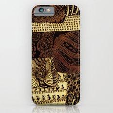 aquatic life Slim Case iPhone 6s