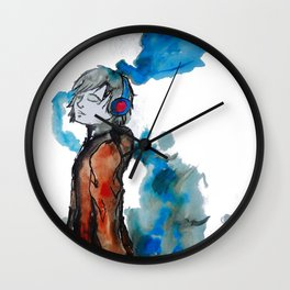 Musically Influenced Wall Clock
