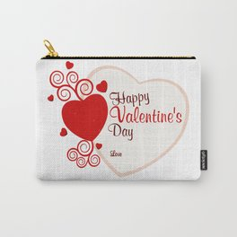 Day Valentine Carry-All Pouch