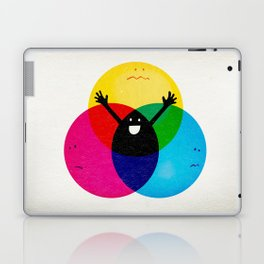 Nobody's child Laptop & iPad Skin