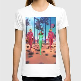 Visitors from Another Planet T-shirt