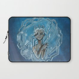Ice Afro Queen Laptop Sleeve