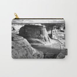 Vintage Landscape : Canyon de Chelly National Monument, Arizona Carry-All Pouch