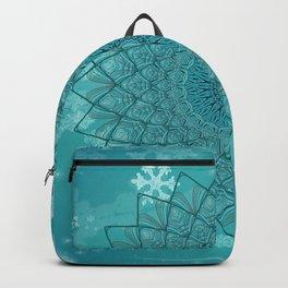 Ice Mandala Backpack