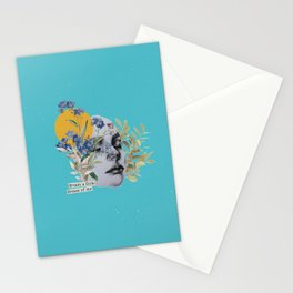 Dream a litte, dream of me Stationery Cards