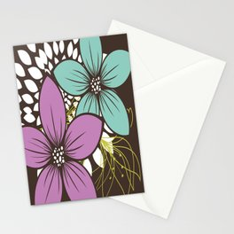 Flowers for One Stationery Cards
