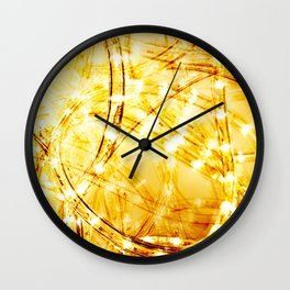 Light Speed Wall Clock