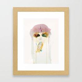 Tunnel Vision Pt.2 Framed Art Print
