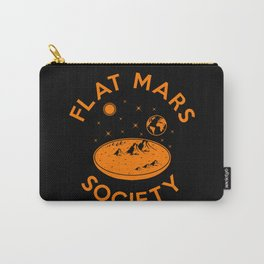Flat mars society Carry-All Pouch