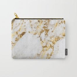 Luxe bright golden Carry-All Pouch