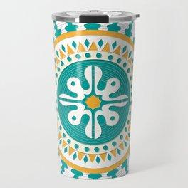 Antique Travel Mug