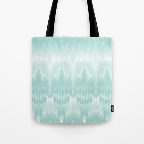 Pattern pending Tote Bag
