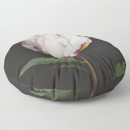 Peony - simply perfect Floor Pillow
