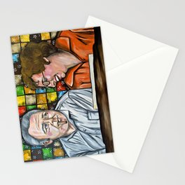 Archie & Edith Bunker  Stationery Cards