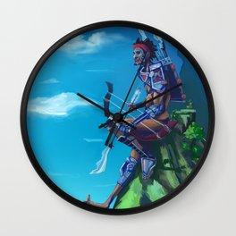 Single Tribe Wall Clock