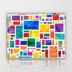 Polygonal Map Laptop & iPad Skin