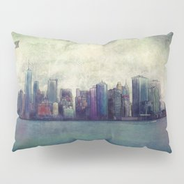 A City In Limbo Pillow Sham