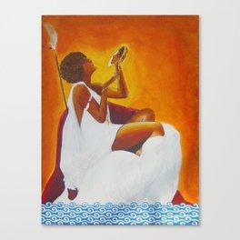 Orisha Oshun Canvas Print