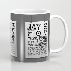 Eye Test - JAY Z Mug