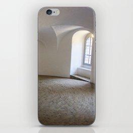 Copenhagen Round Tower 3 iPhone Skin