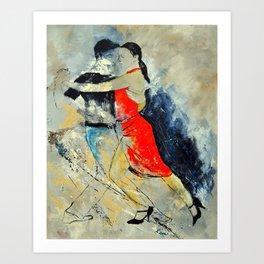 tango 10831 Art Print