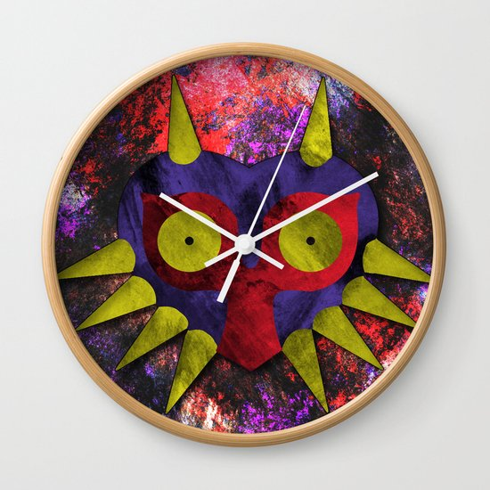 Majora Wall Clock