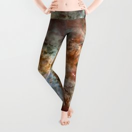 Carina Nebula, Star Birth in the Extreme - High Quality Image Leggings
