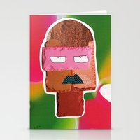 matisse Stationery Cards featuring Mr. Matisse by Mauricio Cosío