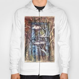 Clouds in the Trees Hoody