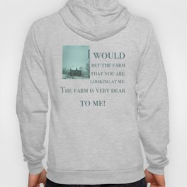 The Farm Hoody