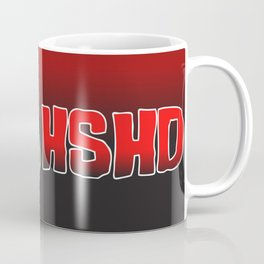 Horrorshow Hot Dog Logo - Vampire variant Coffee Mug