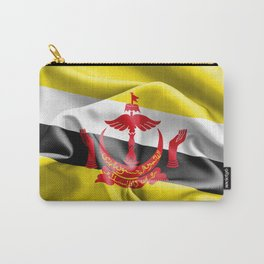 Brunei Flag Carry-All Pouch