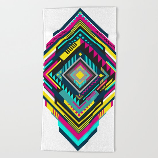 The 1980s Beach Towel