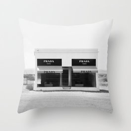 Fashion House Throw Pillow