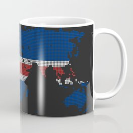 Iceland flag Coffee Mug