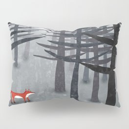 The Fox and the Forest Pillow Sham