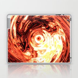 Liquid Metal Laptop & iPad Skin