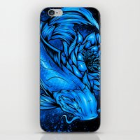 koi fish iPhone & iPod Skins featuring Koi Fish by Absorb81