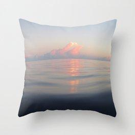 Little Cayman Sunset 2 Throw Pillow