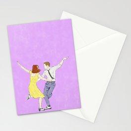 La La Land - Watercolor Stationery Cards