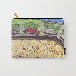 Bocce at Lerida Carry-All Pouch