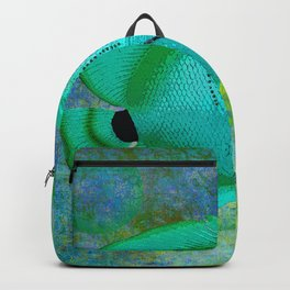 ANGEL FISH BLUE Backpack