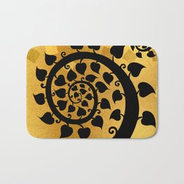 Bodhi Tree0601 Bath Mat